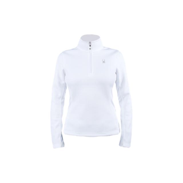 Spyder - Spyder Womens Valor Half Zip Mid WT Core Sweater
