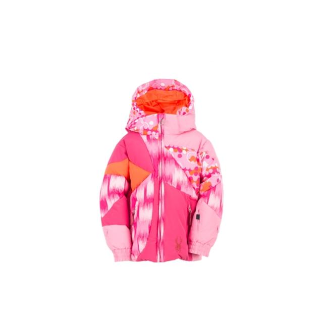 Spyder - Spyder Girls Bitsy Duffy Puff Jacket
