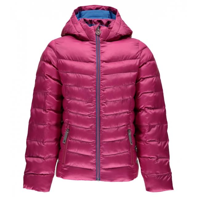 172ec5559d Spyder   Girls  Timeless Hoody Down Jacket