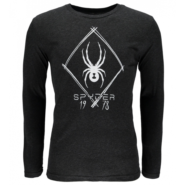 Spyder - Men's Limitless Ls T-Shirt