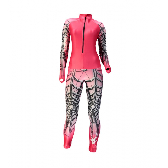 Spyder - Women's World Cup Dh Race Suit in Chelan WA