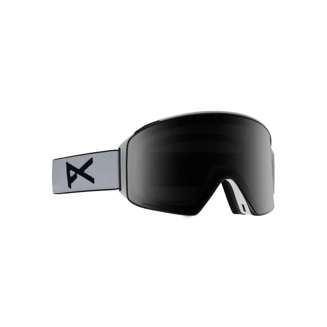 Burton - Men's Anon M4 Cylindrical Sonar Goggle + Spare Lens + MFI in Costa Mesa CA
