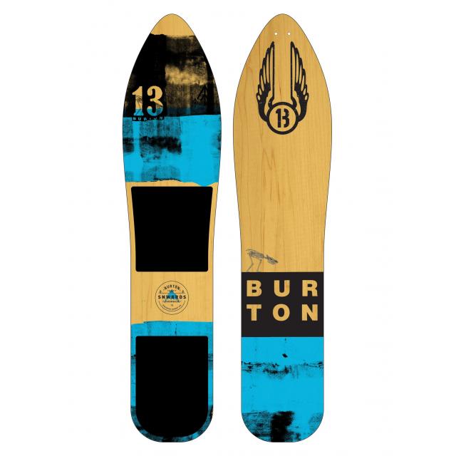 Burton - Burton The Throwback Snowboard