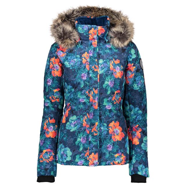 Obermeyer - Women's Tuscany II Jacket in Golden CO