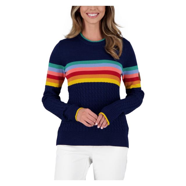 Obermeyer - Women's Donna Crewneck Sweater in Chelan WA