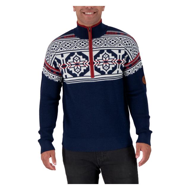 Obermeyer - Men's Fritz Zip Sweater in Chelan WA
