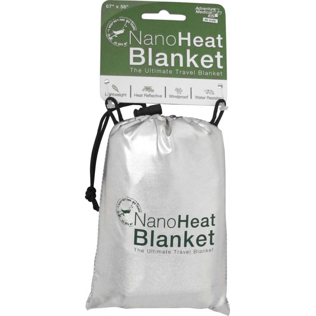 Adventure Medical Kits - NanoHeat Blanket