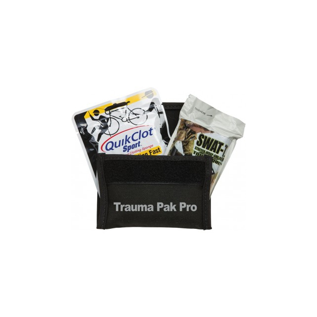 Adventure Medical Kits - Trauma Pack Pro with QuikClot & SWAT-T