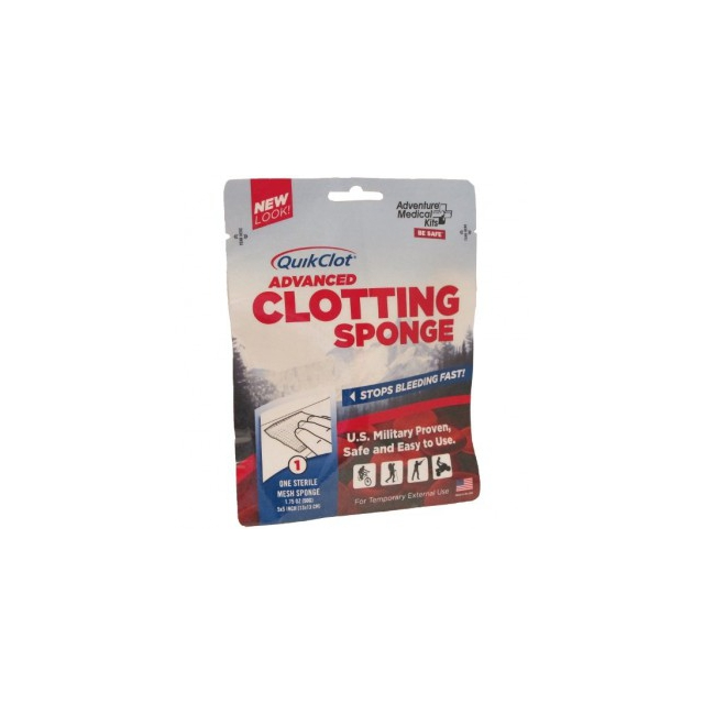Adventure Medical Kits - QuikClot Advanced Clotting Sponge 50g
