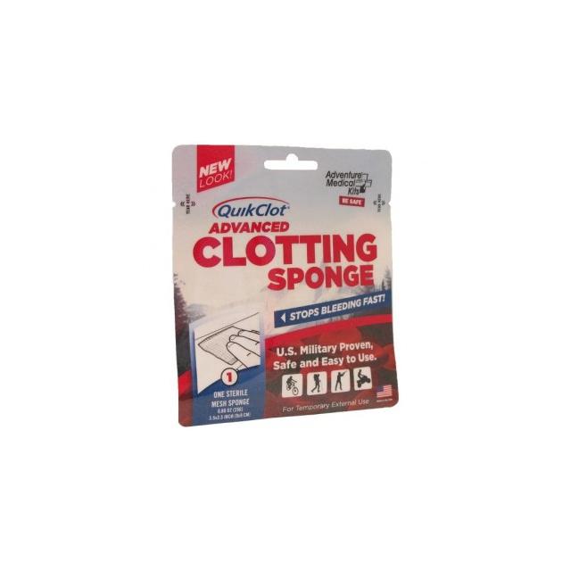 Adventure Medical Kits - QuikClot Advanced Clotting Sponge 25g