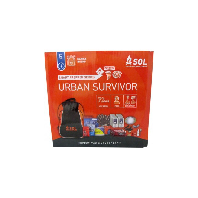 Adventure Medical Kits - Smart Prepper Series Urban Survivor