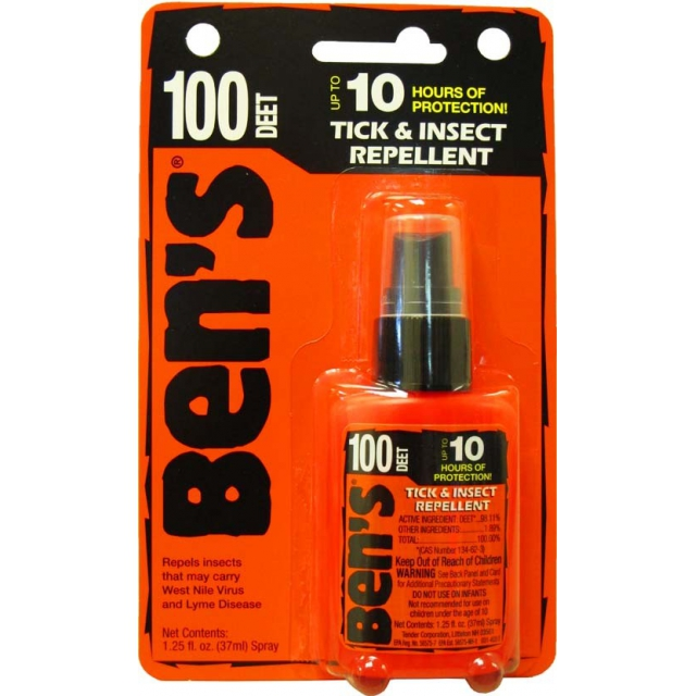 Adventure Medical Kits - Ben's 100 MAX 1.25oz Pump
