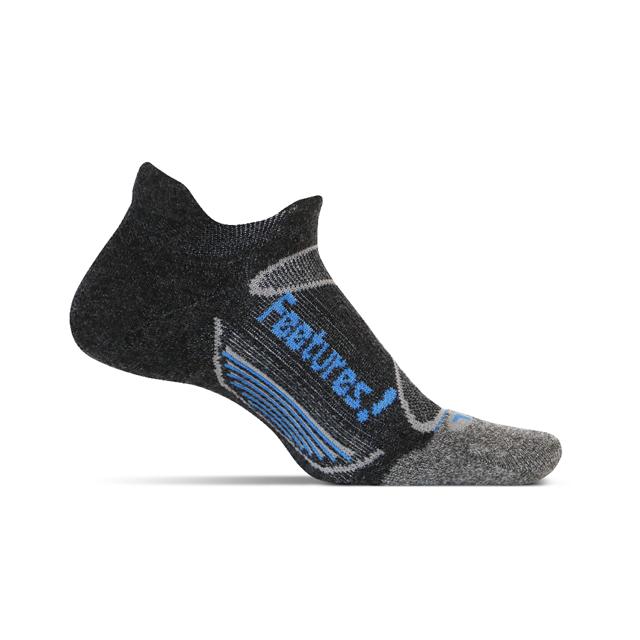 Feetures! - Merino+ Cushion No Show Tab