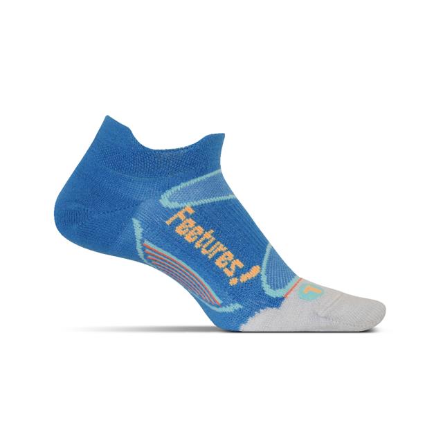 Feetures! - Merino+ Ultra Light No Show Tab