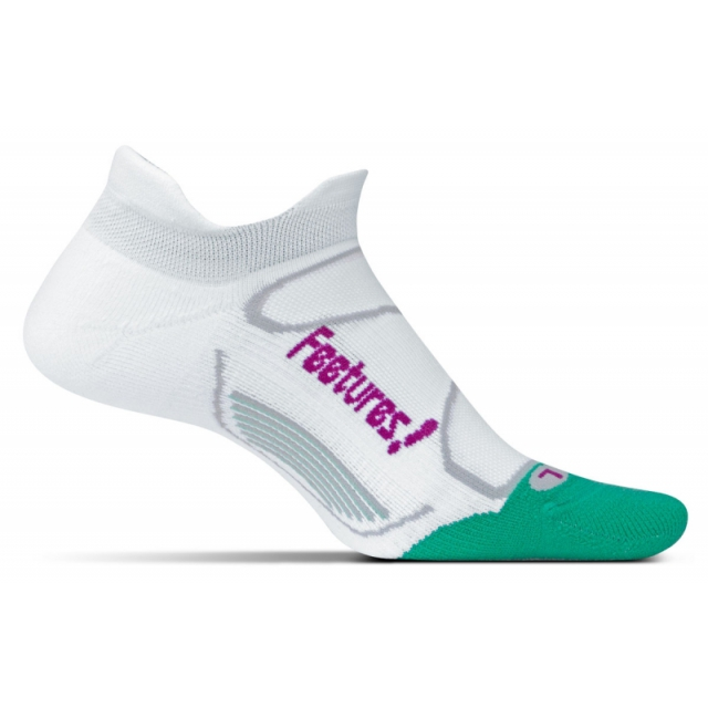 Feetures! - Elite Light Cushion No Show Tab
