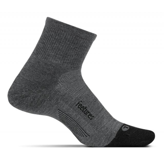 Feetures - Merino 10 Ultra Light Quarter