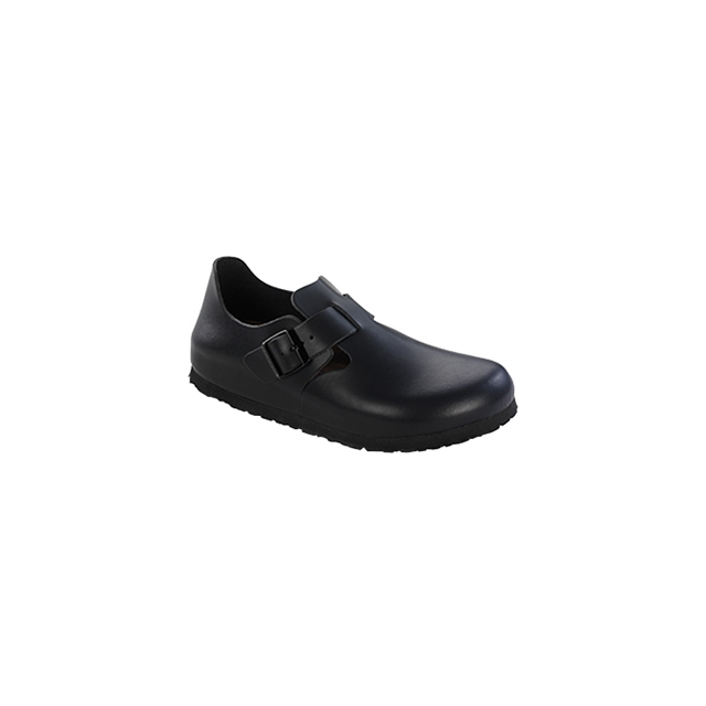 Birkenstock - London Soft Footbed Hunter Black