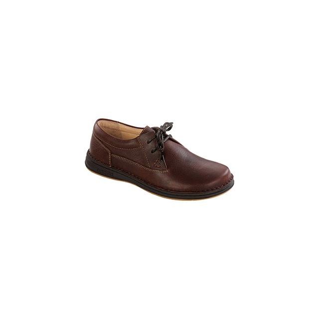 Birkenstock - Memphis Dark Brown Leather