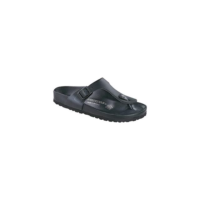 Birkenstock - Gizeh Exquisite Black Leather
