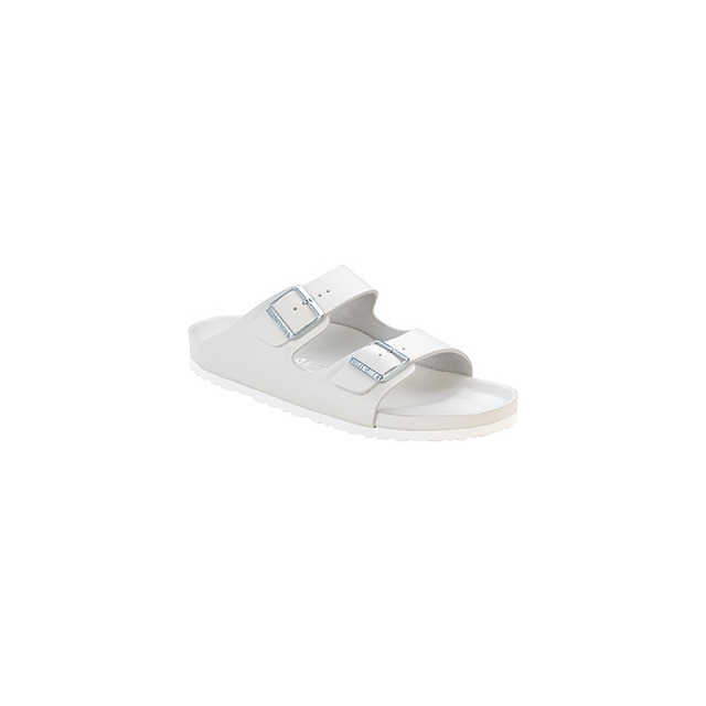 Birkenstock - Monterey Exquisite White Leather