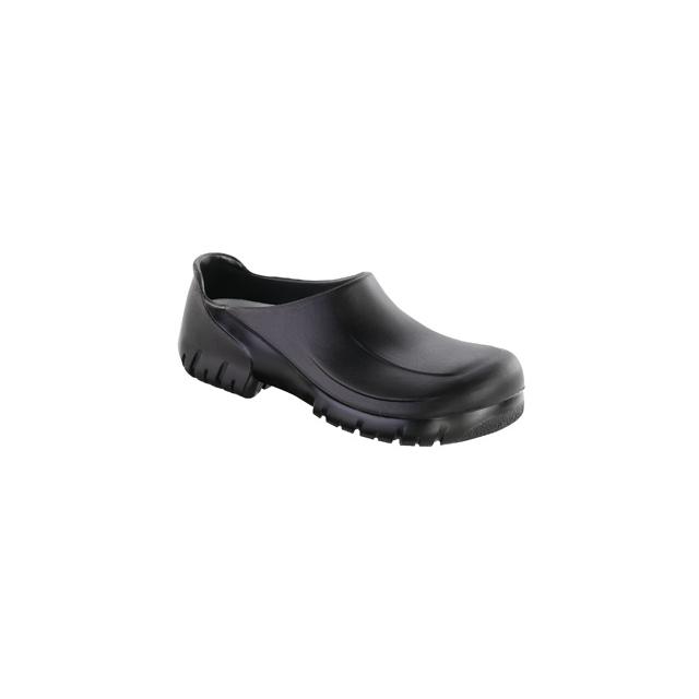 Birkenstock - A 640 Steel Toe Black Polyurethane