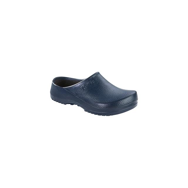 Birkenstock - Super Birki Clog Blue Polyurethane