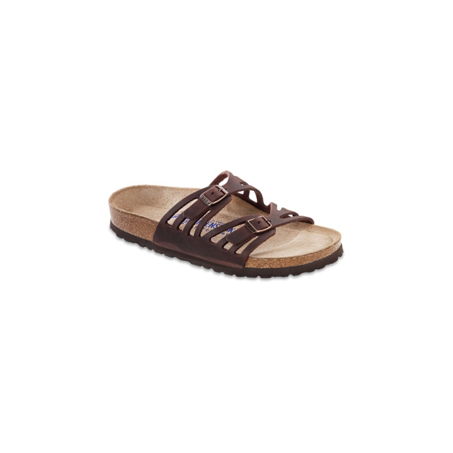 Birkenstock - Granada Habana Soft Footbed Oiled Leather