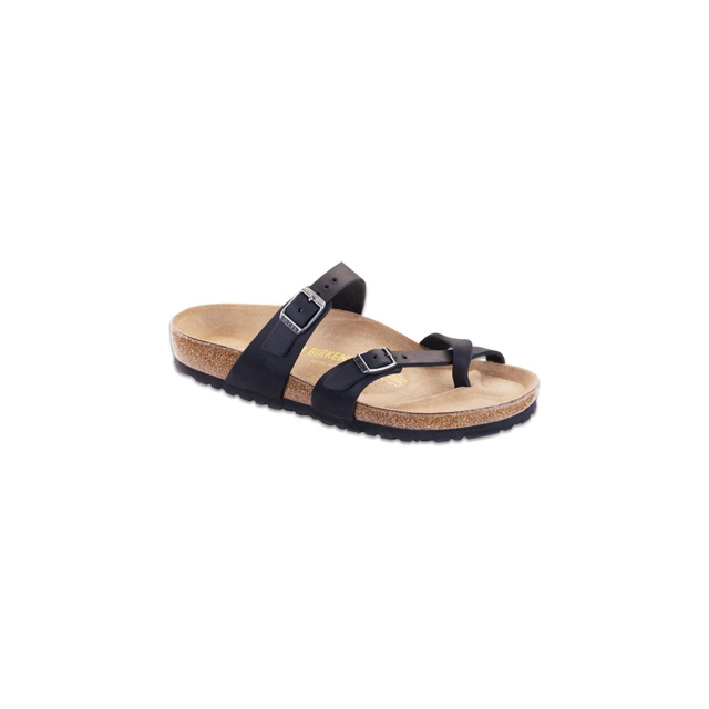 Birkenstock - Mayari Black Oiled Leather