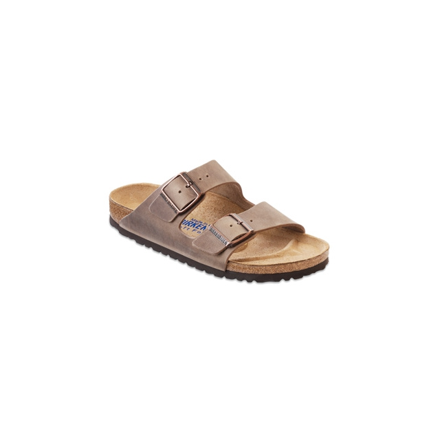 Birkenstock - Arizona Soft Footbed Tobacco Oiled Leather