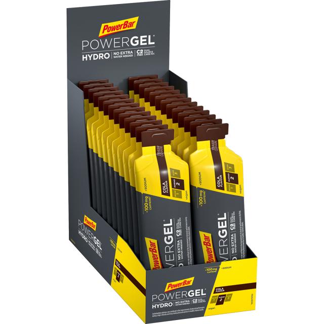 Powerbar - PowerGel Hydro Max Cola (100mg Caffeine) - 24 pcs
