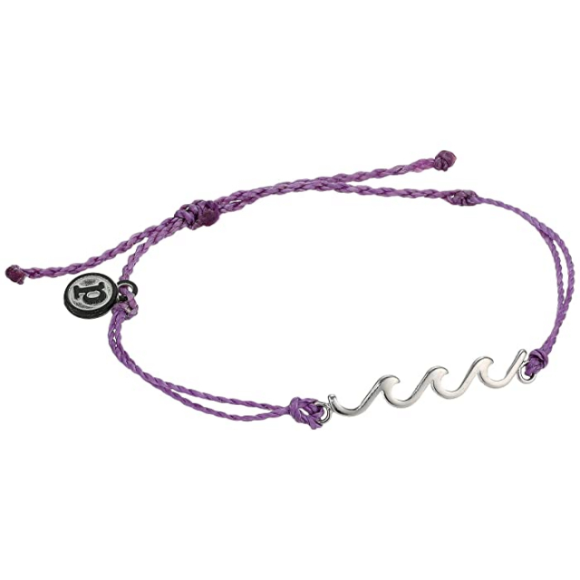 Pura Vida Bracelets - Delicate Wave Bracelet