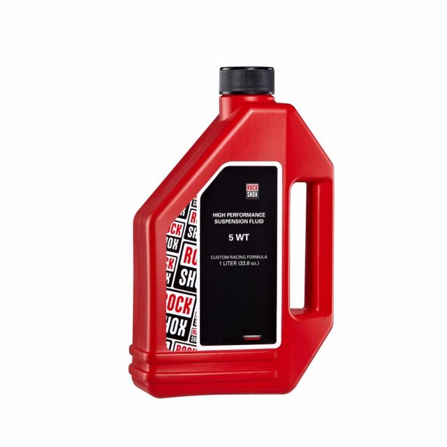 RockShox - Suspension Oil, 5wt, 1 Liter Bottle - Fork Damper in Alamosa CO