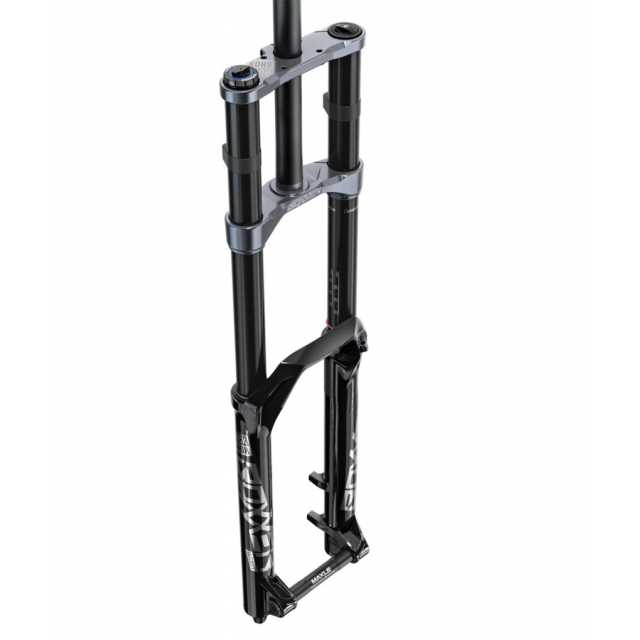 "RockShox - Fork BoXXer Ultimate Charger2.1 RC2 - 29"" Boost™ 20x110 200mm Black, 56 Offset DebonAir (ZipTie Fender,2 Btm Tokens, Star nut & Maxle Stealth) C2"