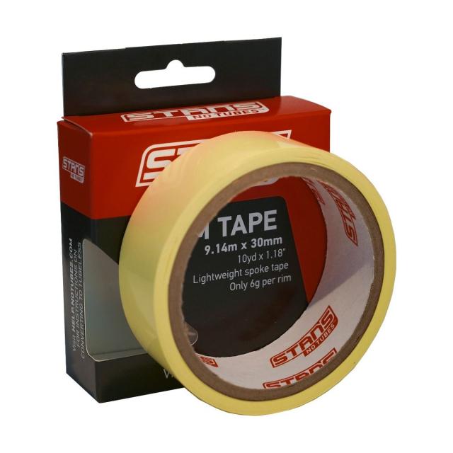 Stan's NoTubes - Stan's Rim Tape 10Yd X 30MM