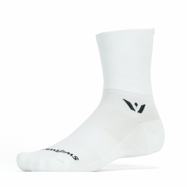 Swiftwick - Aspire Four White in Knoxville TN