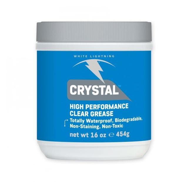 White Lightning - Crystal Grease - 1lb - Tub - Quadlingual in Marshfield WI