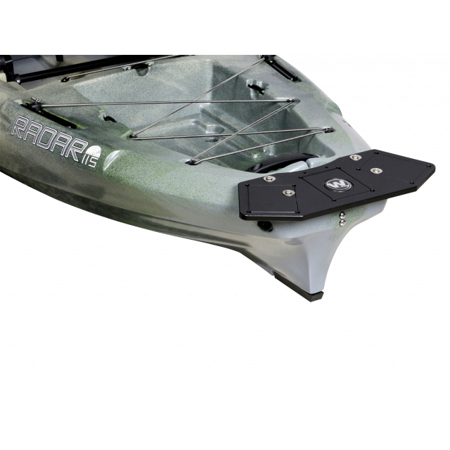 Wilderness Systems - Radar/ATAK 140 Stern Mounting Plate - Gen 2