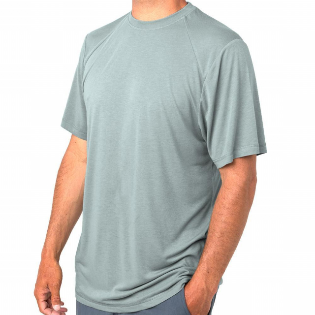 Free Fly Apparel - Men's Bamboo Lightweight Drifer Tee in Sioux Falls SD