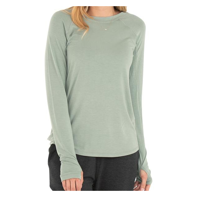 Free Fly Apparel - Women's Bamboo Midweight Long Sleeve in Lancaster PA