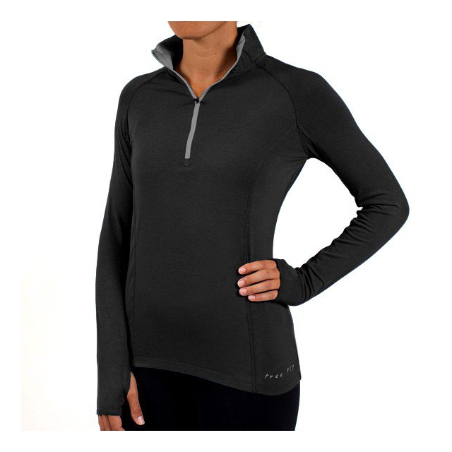 Free Fly Apparel - Women's Bamboo Midweight Quarter Zip