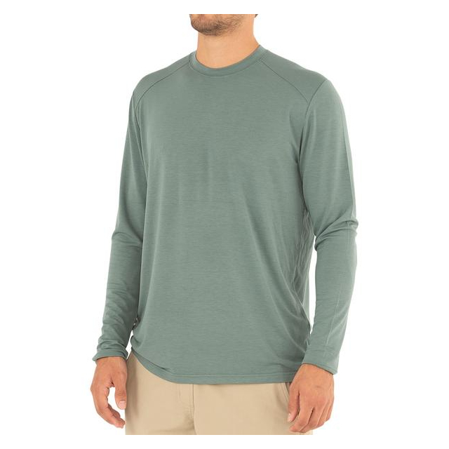 Free Fly Apparel - Men's Bamboo Midweight Long Sleeve in Sioux Falls SD
