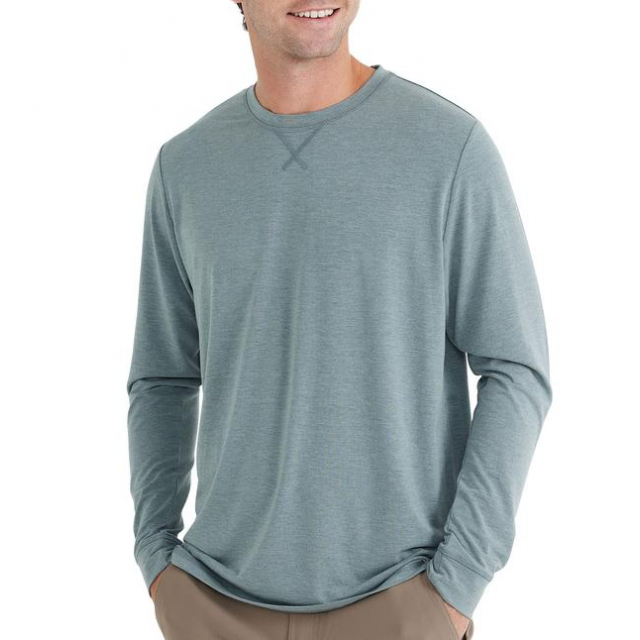 Free Fly Apparel - Men's Bamboo Flex Long Sleeve in Sioux Falls SD
