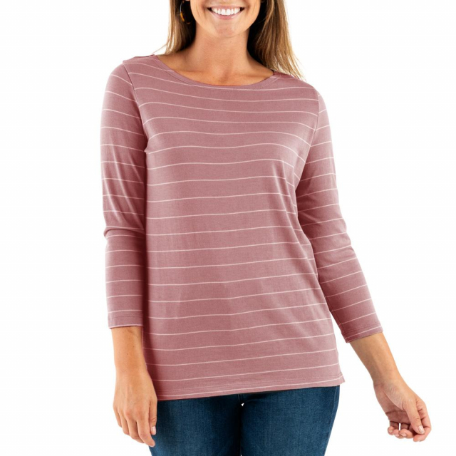 Free Fly Apparel - Women's Bamboo Shoreline 3/4 Sleeve in Sioux Falls SD