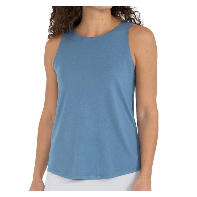 Free Fly Apparel - Women's Bamboo Highline Tank in Sioux Falls SD