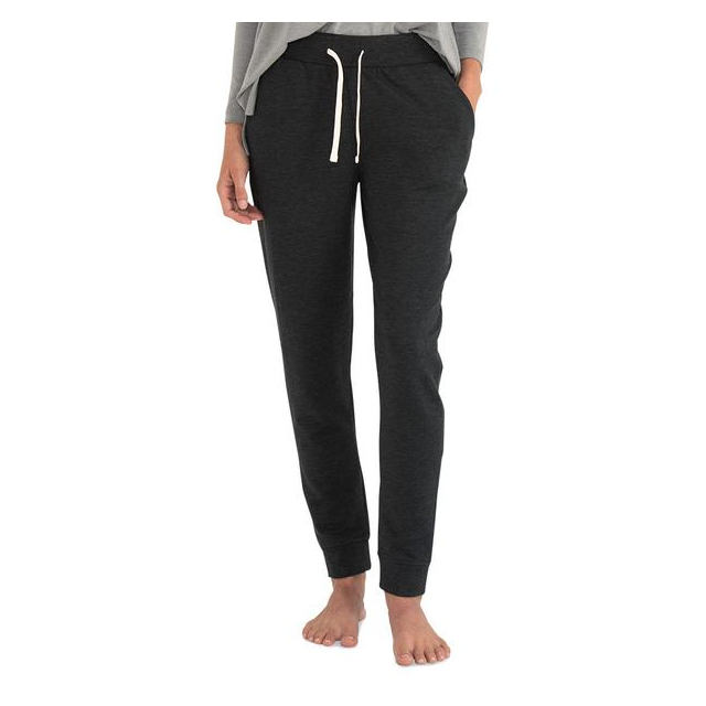 Free Fly Apparel - Women's Bamboo Fleece Jogger in Chelan WA
