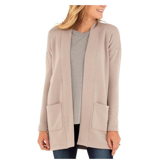 Women's Thermal Fleece Cardigan
