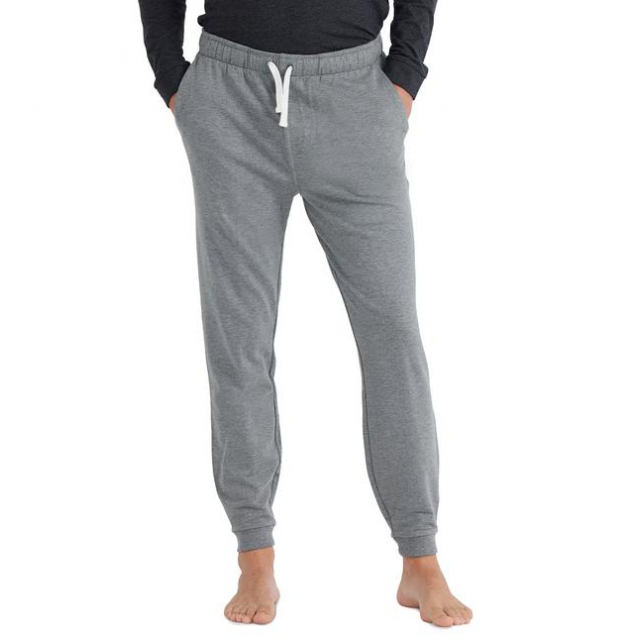 Free Fly Apparel - Men's Bamboo Heritage Fleece Jogger in Sioux Falls SD