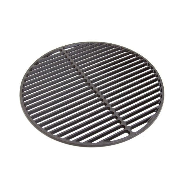 Big Green Egg - Cast Iron Dual Side Grid for Medium EGG 15 in / 38 cm