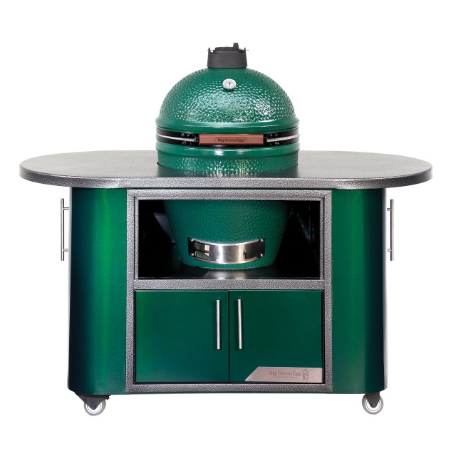 Big Green Egg - Cooking Island for XLarge EGG