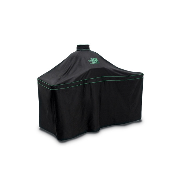 Big Green Egg - Ventilated Table Cover w/piping and handle for Large EGGs